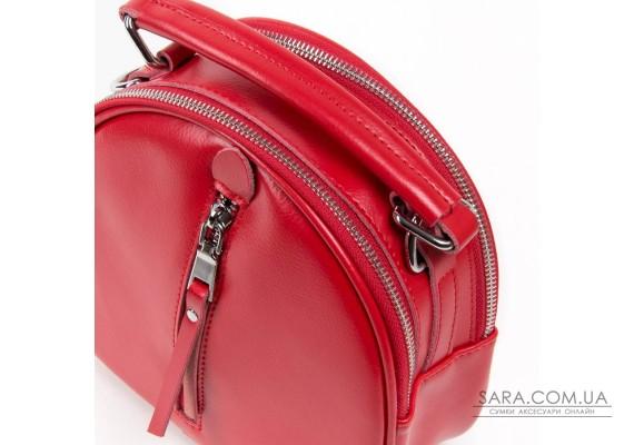 Сумка Жіноча Класична шкіра ALEX RAI 03-02 339 red