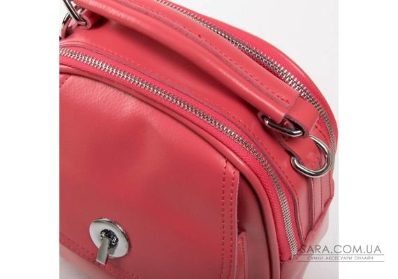 Сумка Жіноча Класична шкіра ALEX RAI 03-02 2236 scarlet