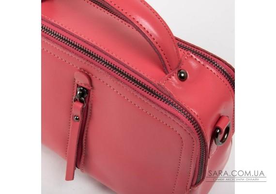 Сумка Жіноча Класична шкіра ALEX RAI 03-02 9119 scarlet