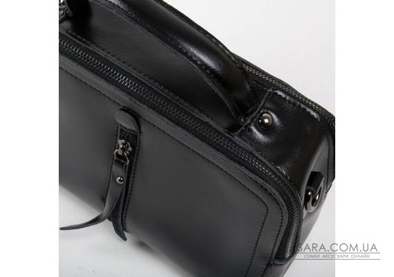 Сумка Жіноча Класична шкіра ALEX RAI 03-02 9119 black