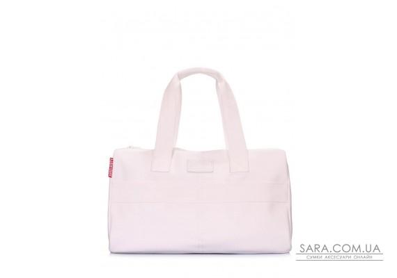 Біла повсякденна сумка Sidewalk (sidewalk-pu-white)