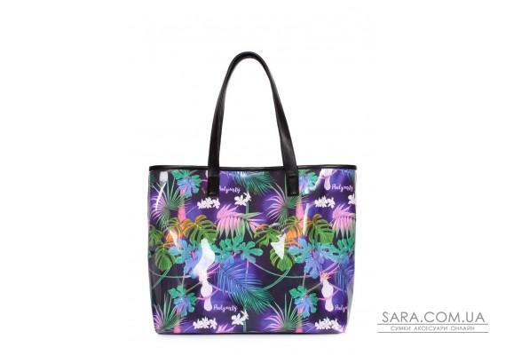 Літня сумка Resort з тропічним принтом (resort-jungle)