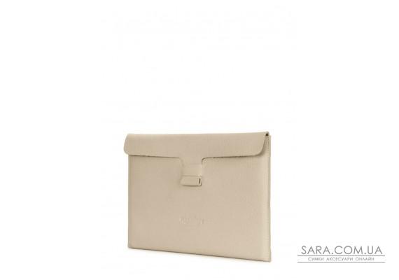"Кожаный чехол для MacBook 13"" беж (macbook-case-beige)"