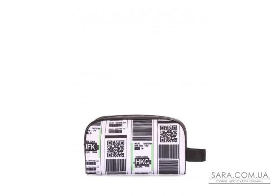 Косметичка POOLPARTY Travelcase (travelcase-checkintag)