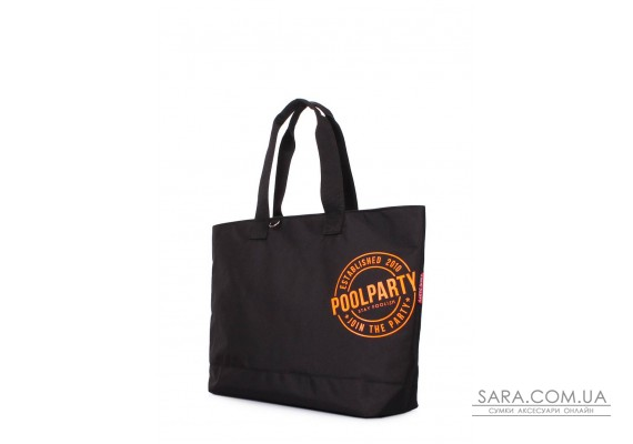 Міська сумка POOLPARTY Riot (riot-black)