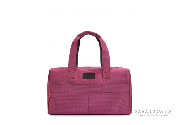 Міська сумка POOLPARTY Sidewalk (sidewalk-pink-ruffle)
