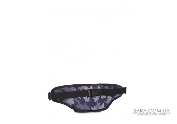Джинсова камуфляжна сумка на пояс Bumbag (bumbag-camouflage)