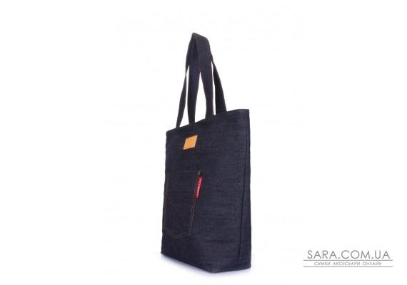 Джинсова сумка POOLPARTY Arizona (arizona-denim)