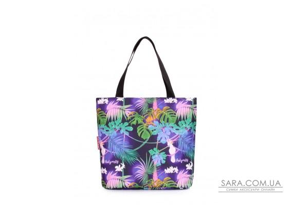 Жіноча сумка Select з тропічним принтом (select-tropic)
