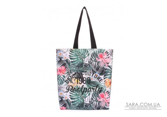Літня сумка Daily з тропічним принтом (daily-tropic)