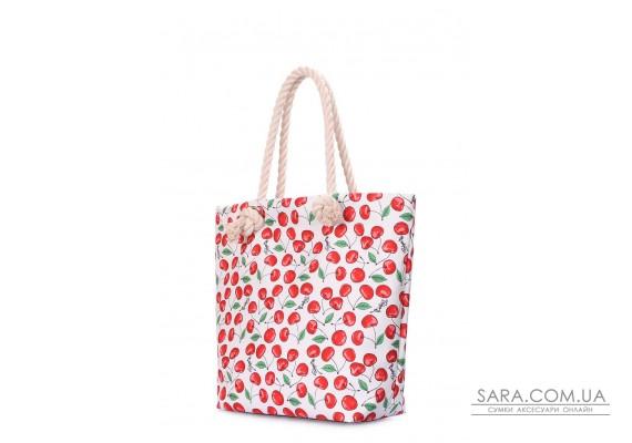 Літня сумка Anchor з черешнями (anchor-cherry)