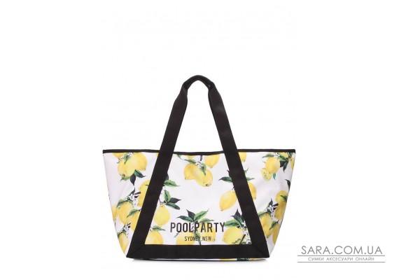 Літня сумка Laguna з лимонами (laguna-lemons)