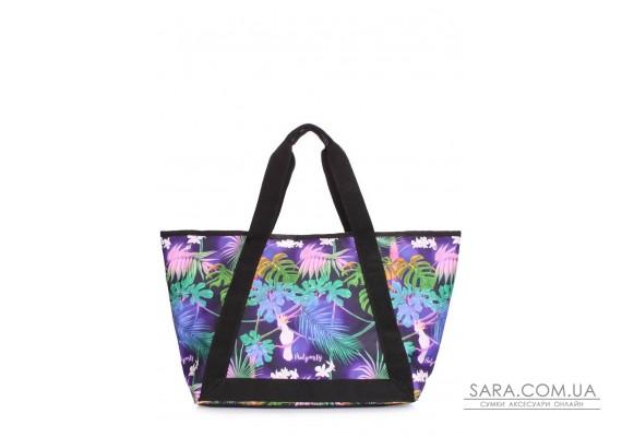 Літня сумка Laguna з тропічним принтом (laguna-jungle)