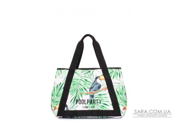 Літня сумка Laguna з тропічним принтом (laguna-tropic)