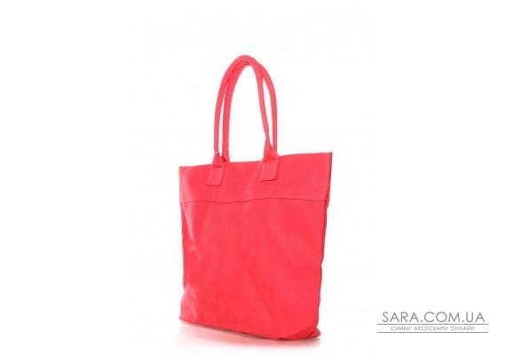 Летняя сумка POOLPARTY Paradise (paradise-oxford-red)