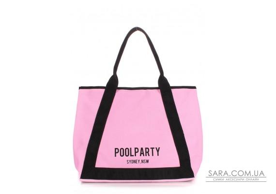Розовая летняя сумка Laguna (laguna-oxford-rose)