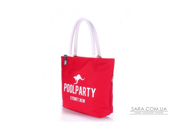 Сумка POOLPARTY (pool-9-oxford-red)