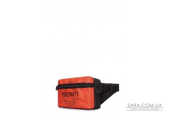Хіппек Web з логотипом (web-orange-black)