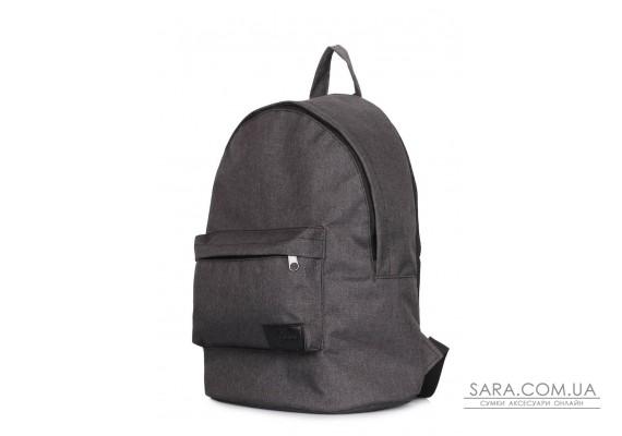 Міський рюкзак POOLPARTY (backpack-graphite)