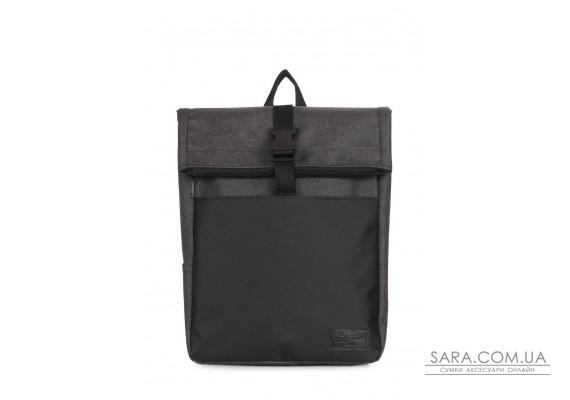 Графітовий рюкзак-роллтоп Finder (finder-graphite)