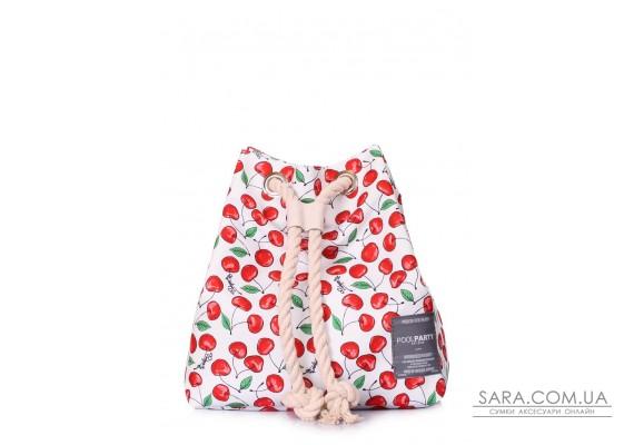Літній рюкзак з черешнями (pack-cherry)