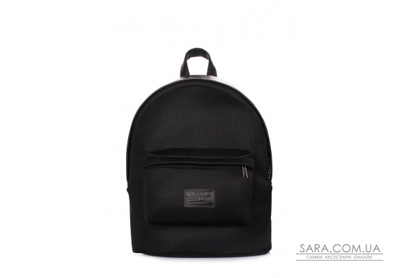 Молодіжний рюкзак POOLPARTY (backpack-spongy-black)