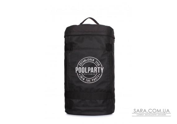 Молодіжний рюкзак Tracker з принтом (tracker-black)