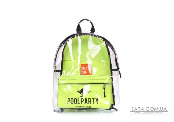 Прозорий рюкзак Plastic (bckpck-plastic)