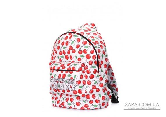 Рюкзак CHERRY з черешнями (backpack-cherry)