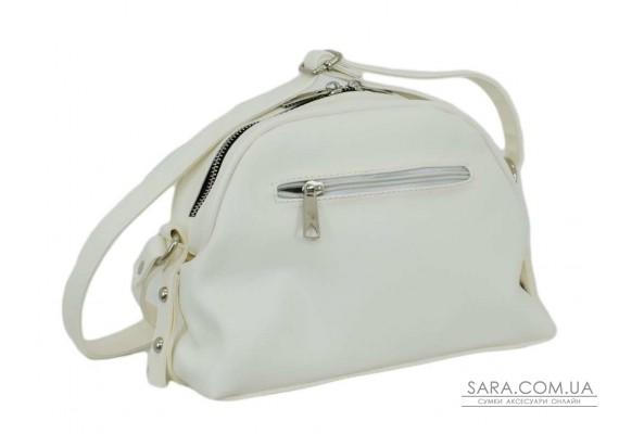 629 сумка біла Lucherino