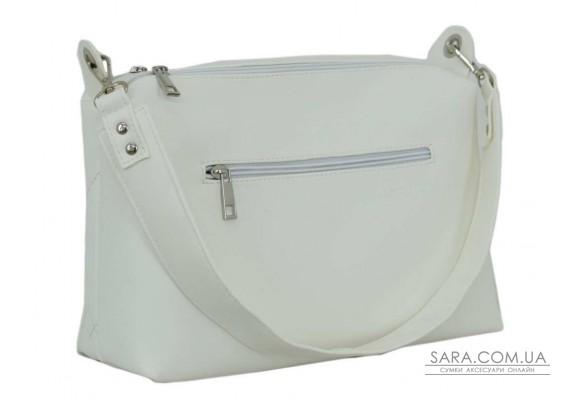 681 сумка біла Lucherino