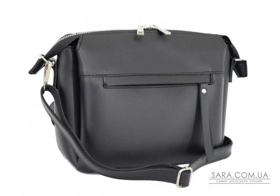 676 сумка чорна Lucherino