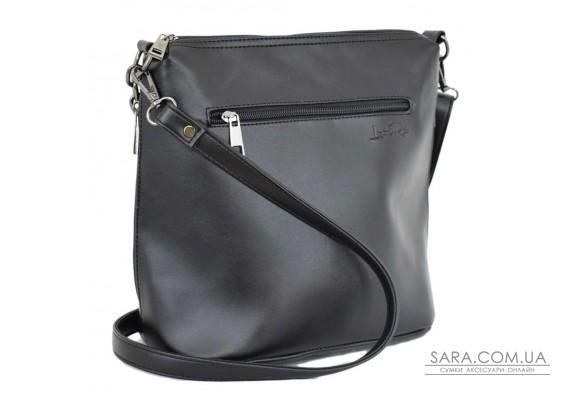679 сумка чорна Lucherino