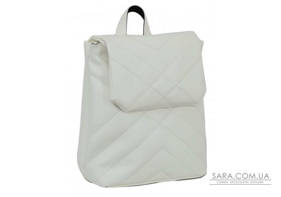 678 рюкзак білий Lucherino