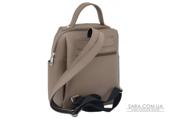 660 рюкзак капучіно Lucherino