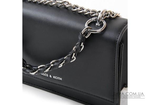 Сумка Жіноча Класична шкірзамінник FASHION 01-04 18572 black Podium