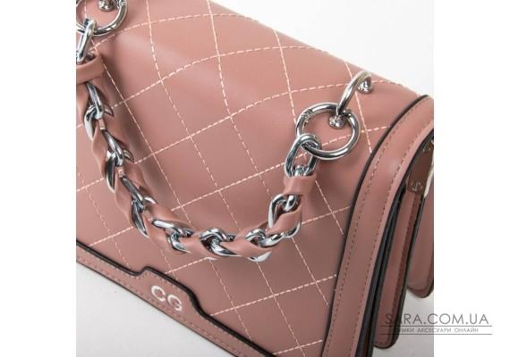 Сумка Жіноча Класична шкірзамінник FASHION 01-04 18576 pink Podium
