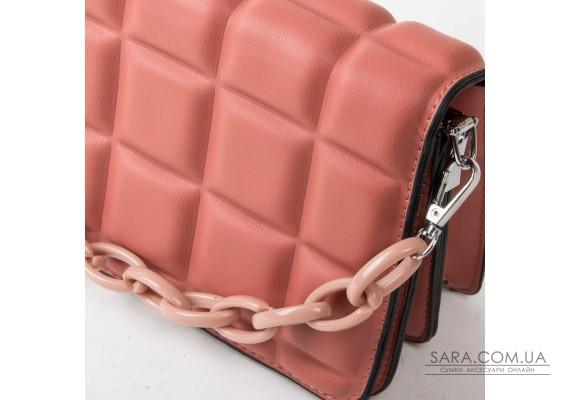 Сумка Жіноча Класична шкірзамінник FASHION 01-04 10026 pink Podium