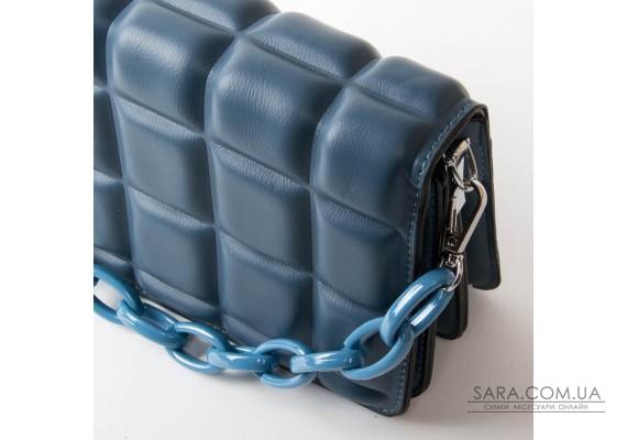Сумка Жіноча Класична шкірзамінник FASHION 01-04 10026 blue Podium