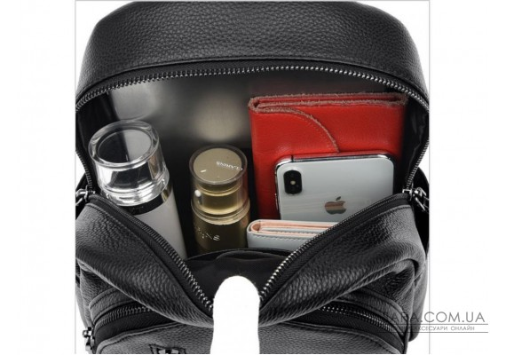 Городской кожаный рюкзак Olivia Leather F-NWBP27-85570A