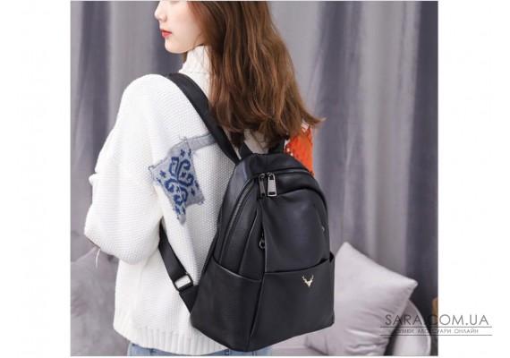 Стильный кожаный рюкзак Olivia Leather F-NWBP27-8088A
