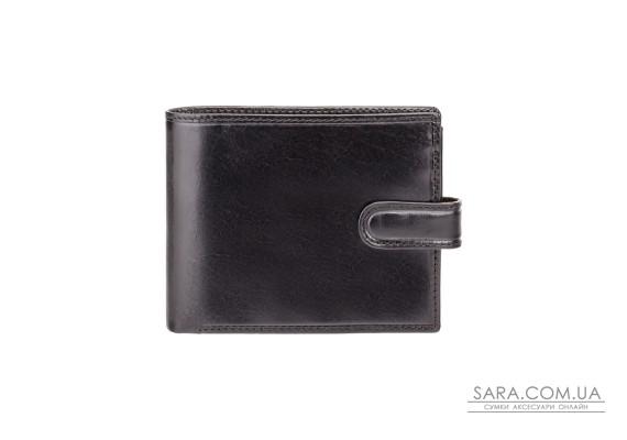 Гаманець чоловічий Visconti MZ5 Rome c RFID (Italian Black)