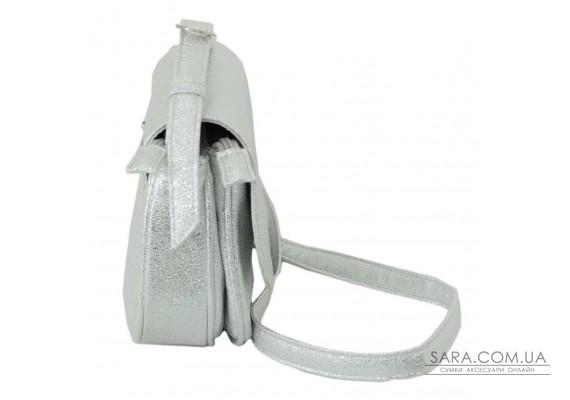 038 сумка серебро Lucherino