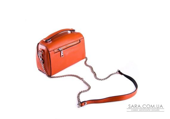 Сумка Жіноча Клатч шкіра ALEX RAI 1-02 29018-10 orange
