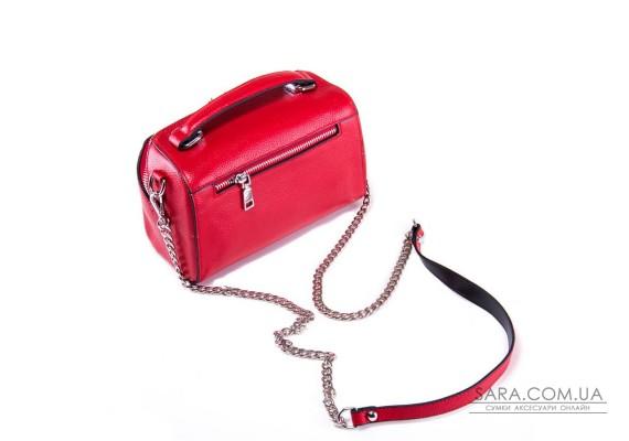 Сумка Жіноча Клатч шкіра ALEX RAI 1-02 29018-8 red