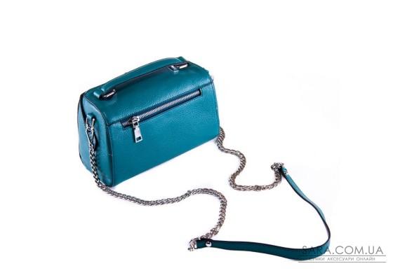 Сумка Жіноча Клатч шкіра ALEX RAI 1-02 29018-13 blue