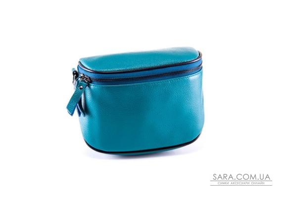 Сумка Женская Клатч кожа ALEX RAI 1-02 39033-13 blue