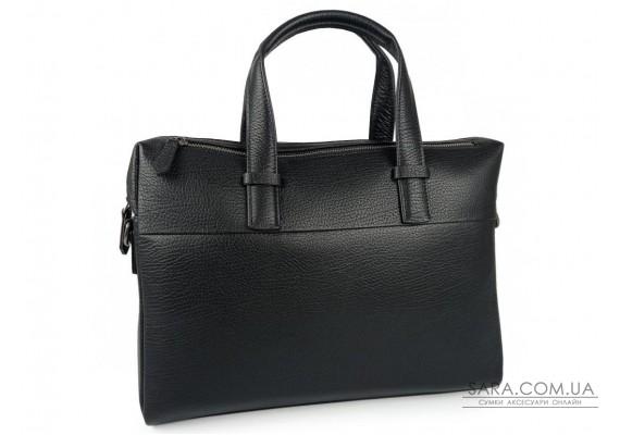 Сумка-портфель чоловіча шкіряна для ноутбука і документів Tiding Bag NM29-88253-3A