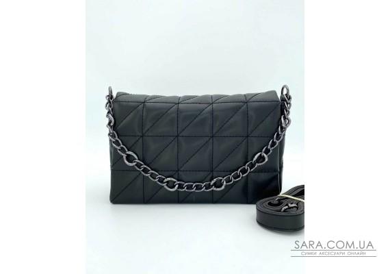 Женская сумка «Донна» черная WeLassie