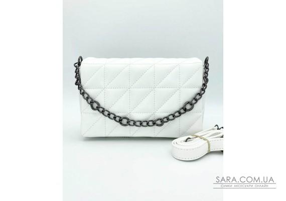 Женская сумка «Донна» белая WeLassie